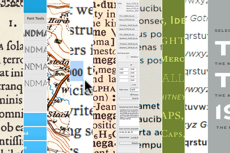 News from H&Co | Fonts For The Web: Two Lectures by Jonathan