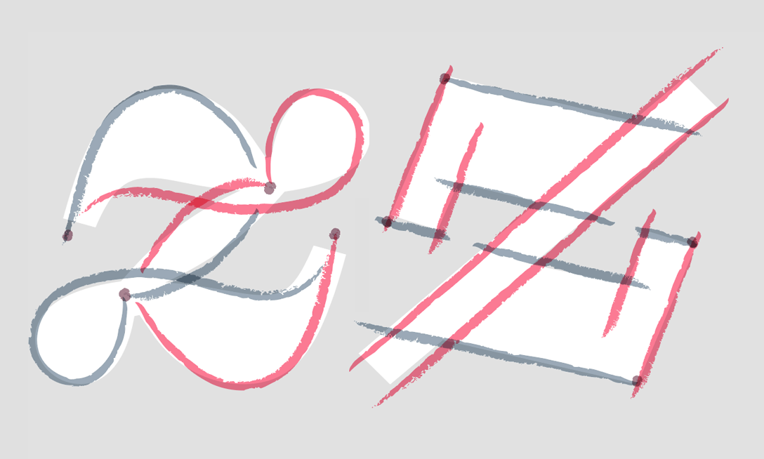 News from H&Co | Turning Type Sideways | Fonts by Hoefler&Co