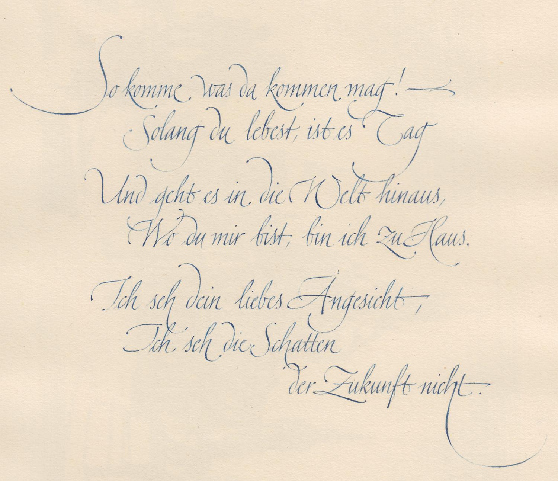 An Essential Calligraphic Facsimile News Notes