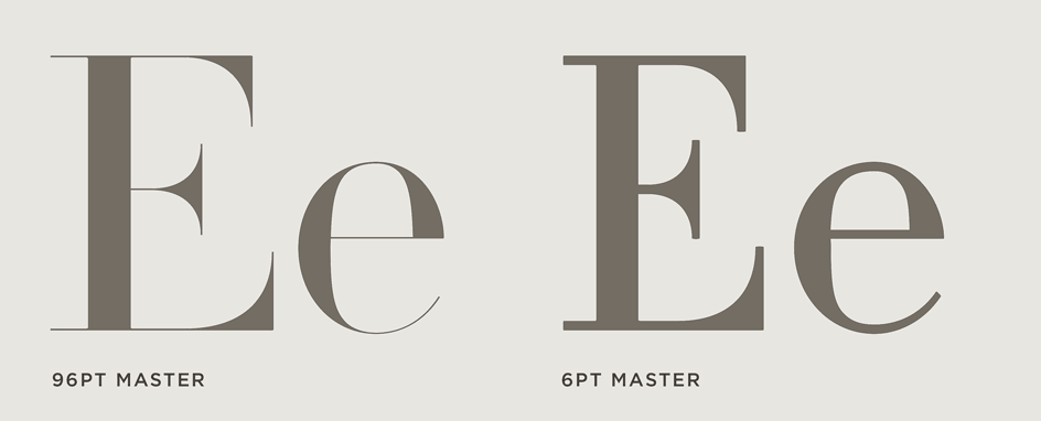 Didot: Enlarged