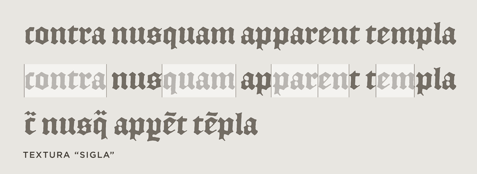 Historical Allsorts Font Features: Special Characters | Hoefler & Co
