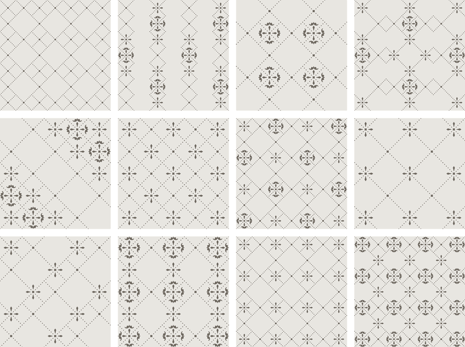 Hoefler Text Patterns