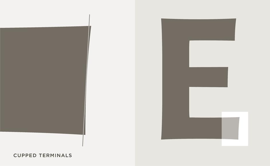 Ideal Sans: Curvature