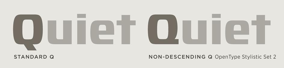 Isotope: Non-descending Q