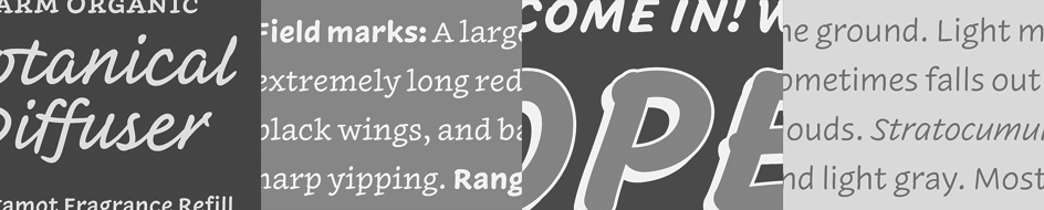 Fonts | Hoefler & Co