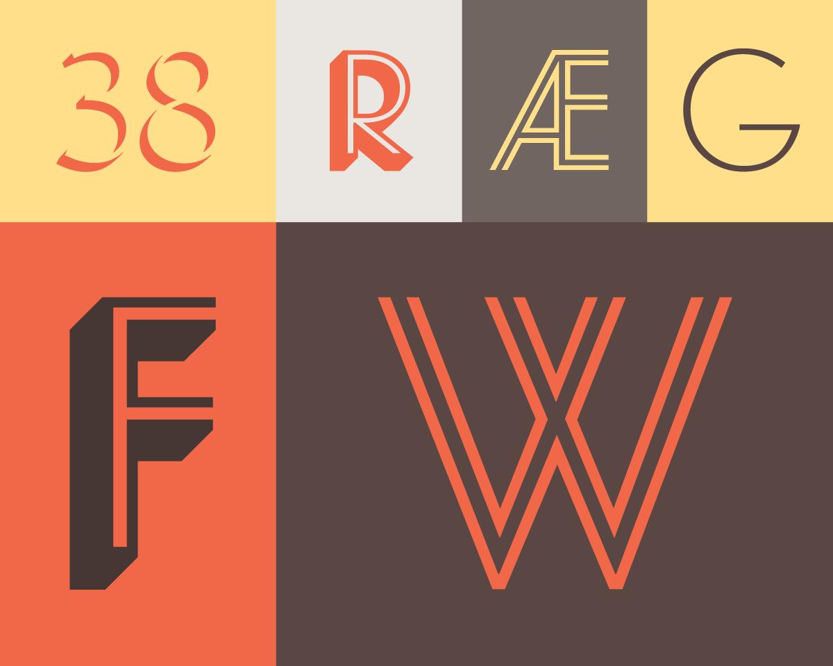 Landmark Overview | Fonts by Hoefler&Co