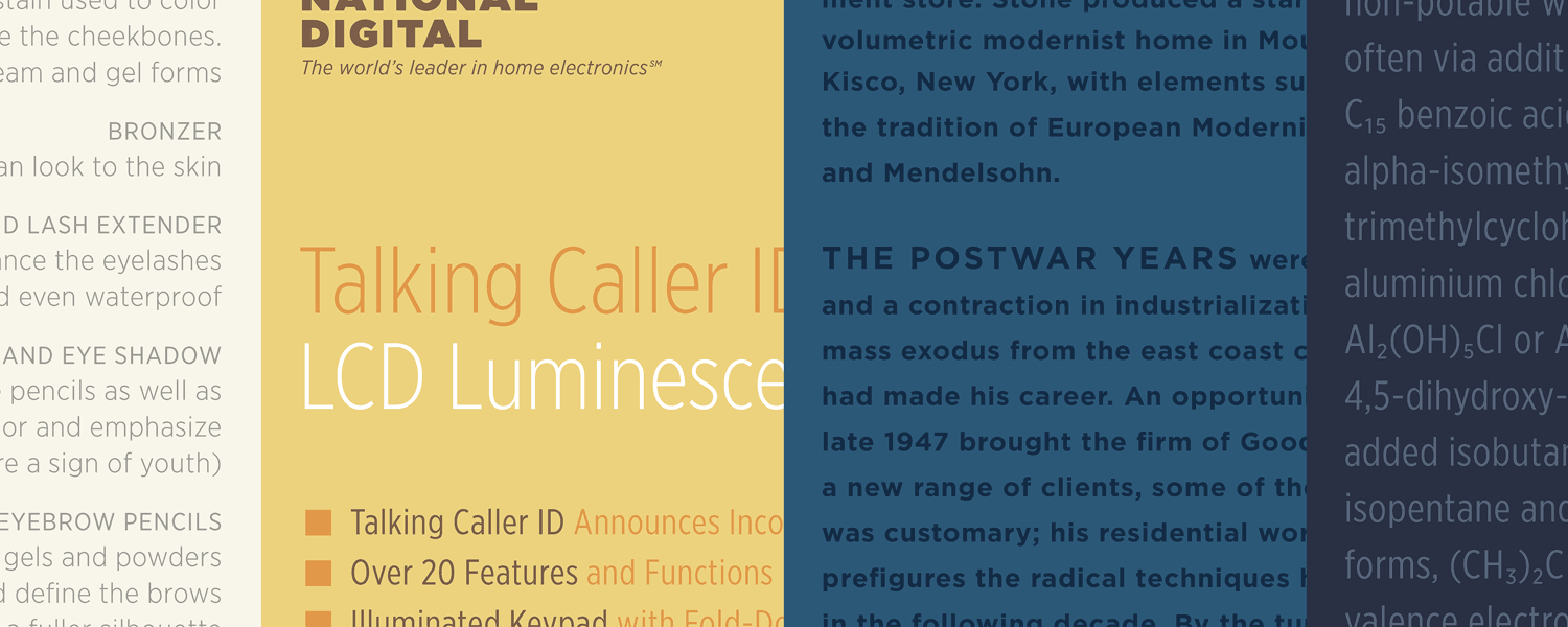 gotham fonts hoefler u0026 co