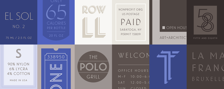 Landmark Fonts | Hoefler & Co